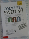 Teach Yourself Complete Swedish Audio CDs and Book - Learn to Speak Swedish