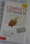 Teach Yourself Complete Vietnamese Book and 2 Audio CDs NEW