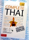 Teach Yourself Complete Thai Language 2 Audio CD's and Book