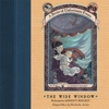 The Wide Window by Lemony Snicket AudioBook CD