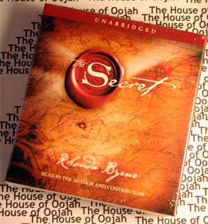 Oprah - The Secret Audio Book Rhonda Byrne NEW CD