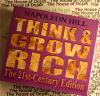 Think and Grow Rich 21st Century Edition NAPOLEON HILL Audio Book NEW CD - Unabridged