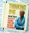 Thinking Big -Brian Tracy Audio Book NEW
