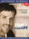 Time of Your Life - Anthony Robbins - 2 Audios CDs and DVD Audiobook NEW