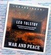 War and Peace - Leo Tolstoy - AudioBook CD Unabridged
