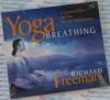 Yoga Breathing - Richard Freeman - Audio CD