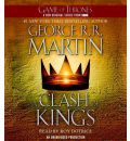 A Clash of Kings by George R R Martin Audio Book CD