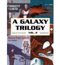A Galaxy Trilogy, Volume 2 by Various Authors Audio Book Mp3-CD