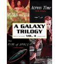 A Galaxy Trilogy, Volume 4 by Frank Belknap Long Audio Book Mp3-CD