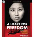 A Heart for Freedom by Chai Ling AudioBook CD