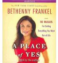 A Place of Yes by Bethenny Frankel AudioBook CD
