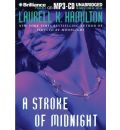 A Stroke of Midnight by Laurell K Hamilton AudioBook Mp3-CD