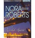 A World Apart by Nora Roberts AudioBook CD