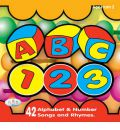 ABC 123 by  AudioBook CD