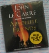 Absolute Friends - John Le Carre - AudioBook CD