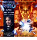 Absolution by Scott Alan Woodard AudioBook CD