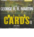 Aces High by George R R Martin Audio Book CD