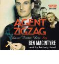 Agent Zigzag by Ben Macintyre Audio Book CD