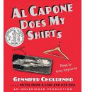 Al Capone Does My Shirts by Gennifer Choldenko Audio Book CD
