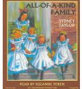 All-Of-A-Kind Family by Sydney Taylor Audio Book CD