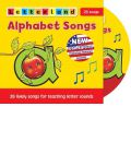 Alphabet Songs CD by Lyn Wendon AudioBook CD