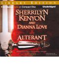 Alterant by Sherrilyn Kenyon Audio Book CD