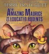 The Amazing Maurice and His Educated Rodents by Terry Pratchett Audio Book CD