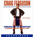 American on Purpose by Craig Ferguson AudioBook CD