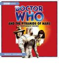 And the Pyramids of Mars by Terrance Dicks Audio Book CD