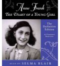 Anne Frank: The Diary of a Young Girl by Anne Frank Audio Book CD