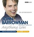 Anything Goes by John Barrowman Audio Book CD