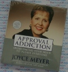 Approval Addiction - Joyce Meyer - AudioBook CD