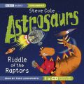 Astrosaurs by Steve Cole Audio Book CD