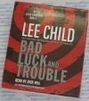 Bad Luck and Trouble - Lee Child - AudioBook CD