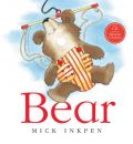 Bear by Mick Inkpen Audio Book CD