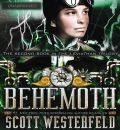 Behemoth by Scott Westerfeld Audio Book CD
