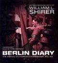 Berlin Diary by William L Shirer AudioBook CD