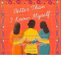 Better Than I Know Myself by Virginia DeBerry Audio Book CD