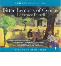 Bitter Lemons of Cyprus by Lawrence Durrell Audio Book CD
