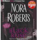 Black Rose by Nora Roberts AudioBook CD