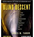 Blind Descent by James M Tabor AudioBook CD