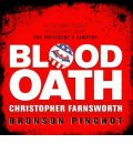 Blood Oath by Christopher Farnsworth Audio Book CD