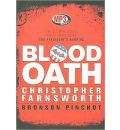 Blood Oath by Christopher Farnsworth Audio Book Mp3-CD