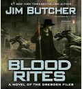 Blood Rites by Jim Butcher AudioBook CD