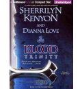 Blood Trinity by Sherrilyn Kenyon AudioBook CD