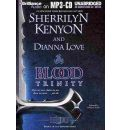Blood Trinity by Sherrilyn Kenyon Audio Book Mp3-CD