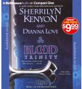 Blood Trinity by Sherrilyn Kenyon and Dianna Love Audio Book CD
