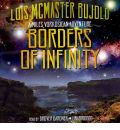 Borders of Infinity by Lois McMaster Bujold AudioBook CD