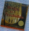 Bridge to Terabithia - Katherine Paterson - AudioBook CD