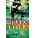Canyons of Night by Jayne Castle AudioBook CD